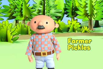 Farmer Pickles - Bob the Builder