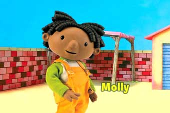 Molly - Bob the Builder